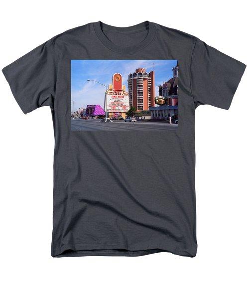 Las Vegas 1994 #1 Men's T-Shirt  (Regular Fit) by Frank Romeo