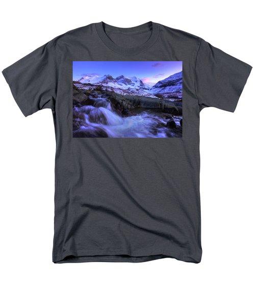Last Rays On Andromeda Men's T-Shirt  (Regular Fit) by Dan Jurak