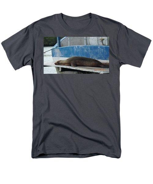 Lazy Day Men's T-Shirt  (Regular Fit) by Will Burlingham