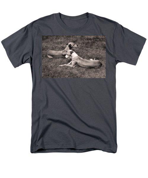 Lazy Summer Day Men's T-Shirt  (Regular Fit) by Ari Salmela
