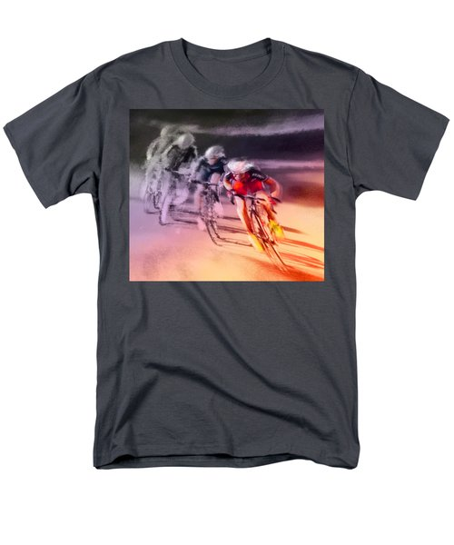 Le Tour De France 13 Men's T-Shirt  (Regular Fit) by Miki De Goodaboom