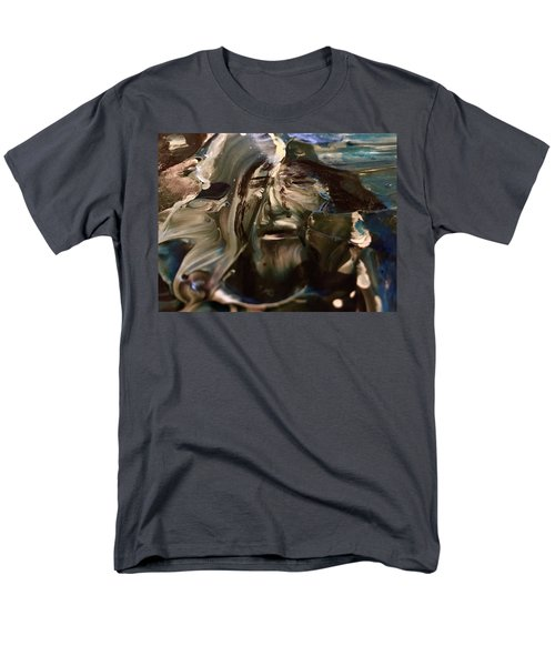 Let Go The Anchor Men's T-Shirt  (Regular Fit)