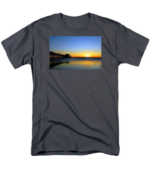 Men's T-Shirt  (Regular Fit) featuring the photograph Lets Enjoy by Everette McMahan jr