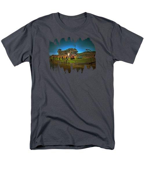 Lets Go Fishin Men's T-Shirt  (Regular Fit)