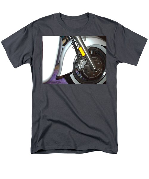 Men's T-Shirt  (Regular Fit) featuring the photograph Lets Roll by Shana Rowe Jackson