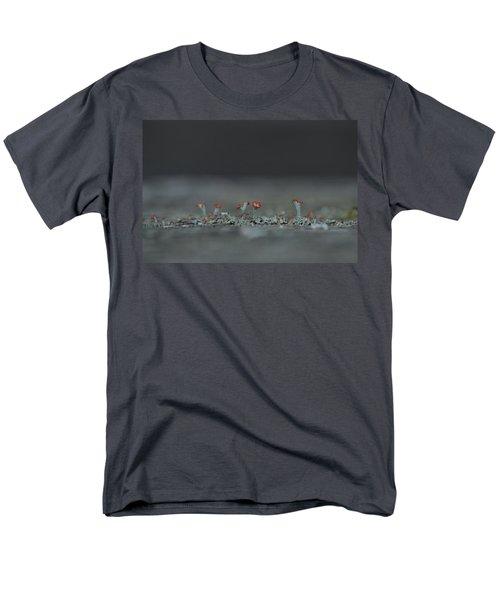 Lichen-scape Men's T-Shirt  (Regular Fit) by JD Grimes