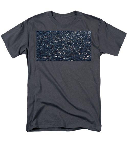 Light Waves #3 Men's T-Shirt  (Regular Fit) by Tim Good