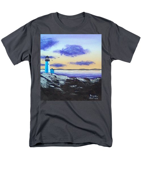 Lighthouse Men's T-Shirt  (Regular Fit)