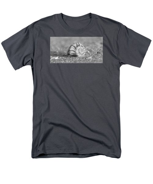 Lightning Whelk Men's T-Shirt  (Regular Fit) by Sean Allen