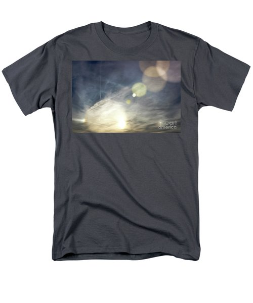 Men's T-Shirt  (Regular Fit) featuring the photograph Lightshow by Colleen Kammerer