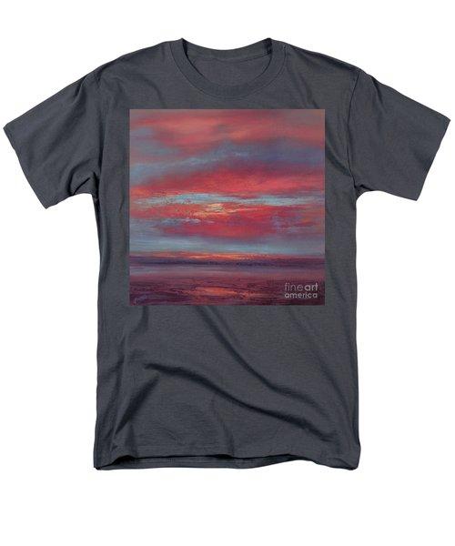 Lingering Heat Men's T-Shirt  (Regular Fit) by Valerie Travers