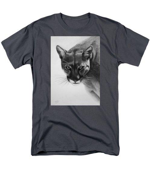 Lion Of The Andes Men's T-Shirt  (Regular Fit) by Vishvesh Tadsare
