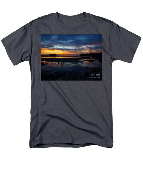 Little Ducks Men's T-Shirt  (Regular Fit) by Trena Mara