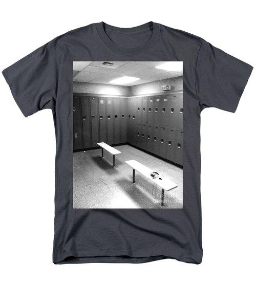Locker Room Men's T-Shirt  (Regular Fit) by WaLdEmAr BoRrErO