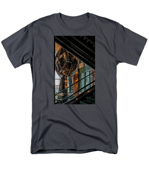 Men's T-Shirt  (Regular Fit) featuring the photograph Lombardi Trophy by Trey Foerster