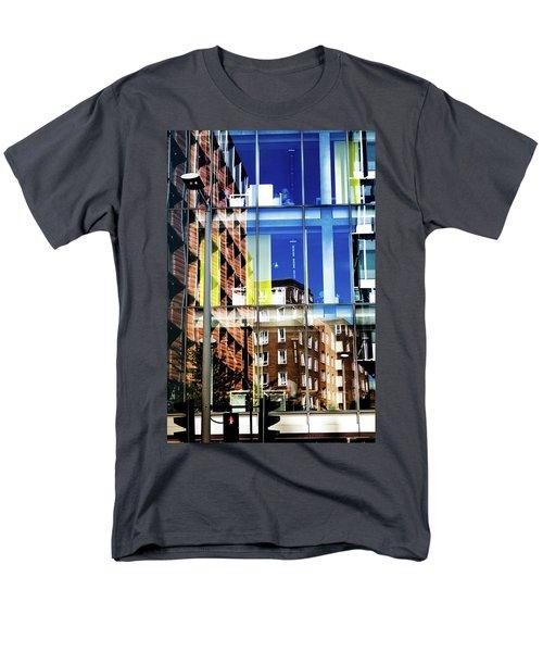 London Southwark Architecture 2 Men's T-Shirt  (Regular Fit) by Judi Saunders