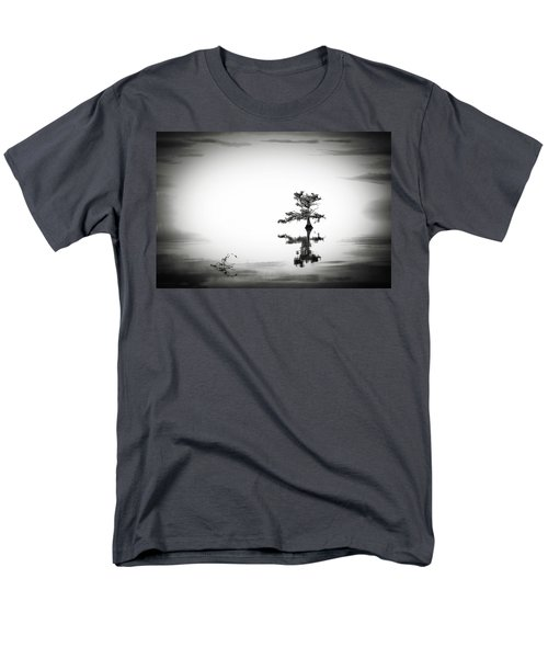 Men's T-Shirt  (Regular Fit) featuring the photograph Loneliness by Eduard Moldoveanu