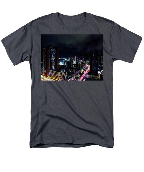 Long Exposure Men's T-Shirt  (Regular Fit) by Cesar Vieira
