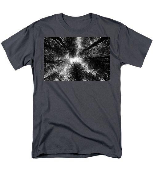 Look Up Men's T-Shirt  (Regular Fit) by Martin Capek