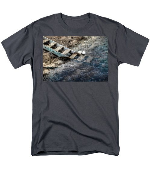 Men's T-Shirt  (Regular Fit) featuring the photograph Lost Boys by Wayne Sherriff