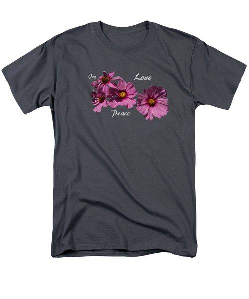 Love Men's T-Shirt  (Regular Fit) by David and Lynn Keller