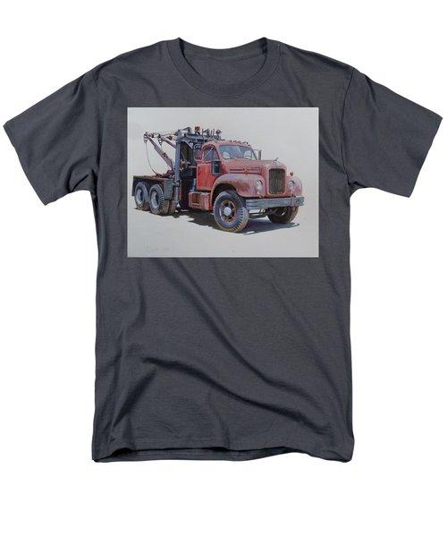 Mack Wrecker. Men's T-Shirt  (Regular Fit) by Mike  Jeffries