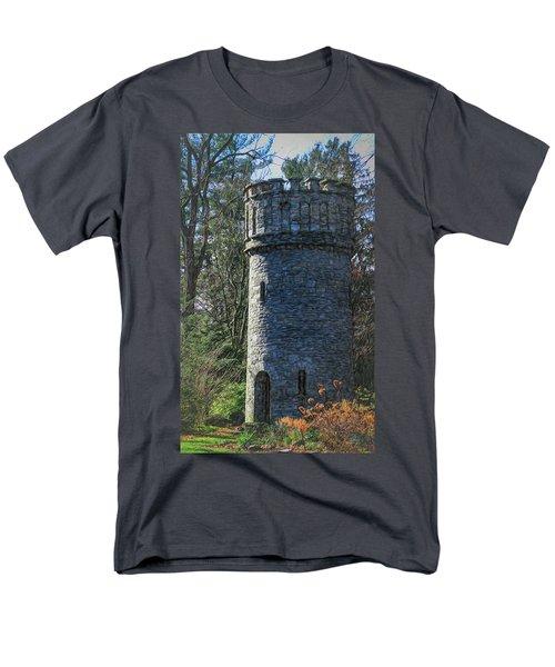 Magical Tower Men's T-Shirt  (Regular Fit) by Patrice Zinck
