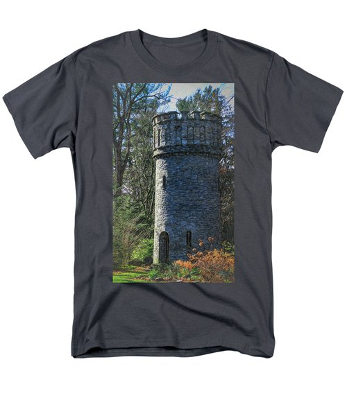 Magical Tower Men's T-Shirt  (Regular Fit)