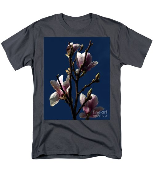 Men's T-Shirt  (Regular Fit) featuring the photograph Magnolia Tree by Stephen Melia