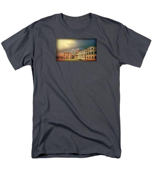 Men's T-Shirt  (Regular Fit) featuring the photograph Malamacco Massive Cloud by Anne Kotan