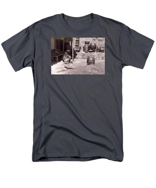 Mamasan Men's T-Shirt  (Regular Fit)