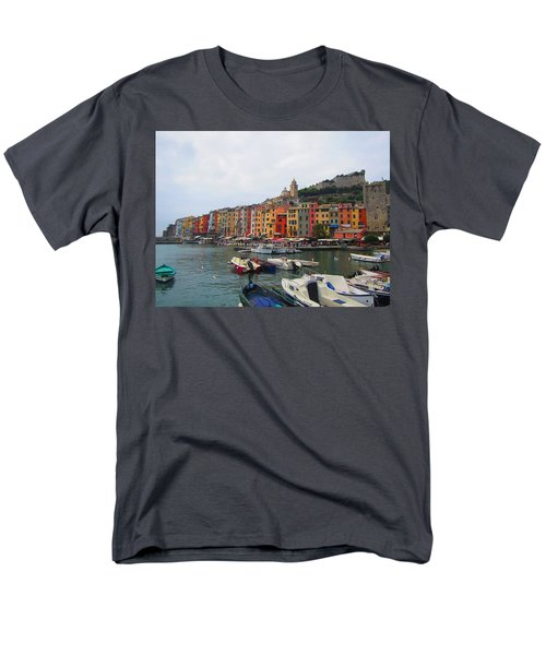Marina Of Color Men's T-Shirt  (Regular Fit) by Christin Brodie