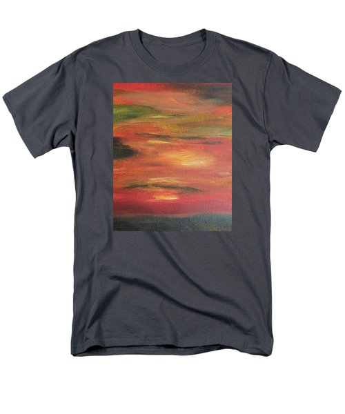 Mars Landing Men's T-Shirt  (Regular Fit)