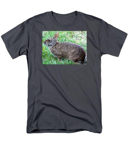 Marsh Rabbit Run Rabbit  Men's T-Shirt  (Regular Fit) by Chris Mercer
