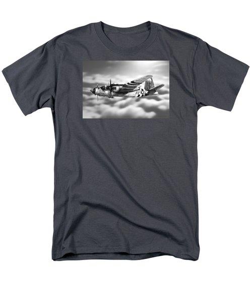 Martin B-26 Marauder Drawing Men's T-Shirt  (Regular Fit) by Douglas Castleman