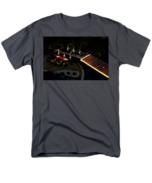 Martinez Guitar 003 Men's T-Shirt  (Regular Fit) by Kevin Chippindall