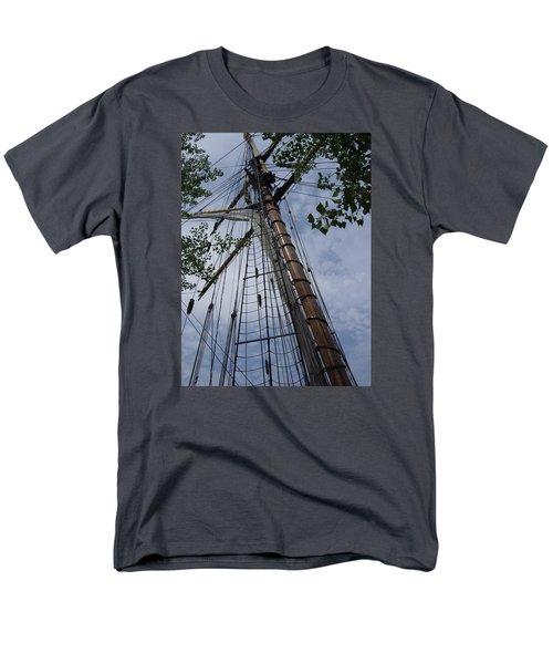 Mast Men's T-Shirt  (Regular Fit) by Test