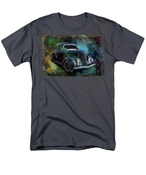 Matt Black Coupe Men's T-Shirt  (Regular Fit) by Keith Hawley