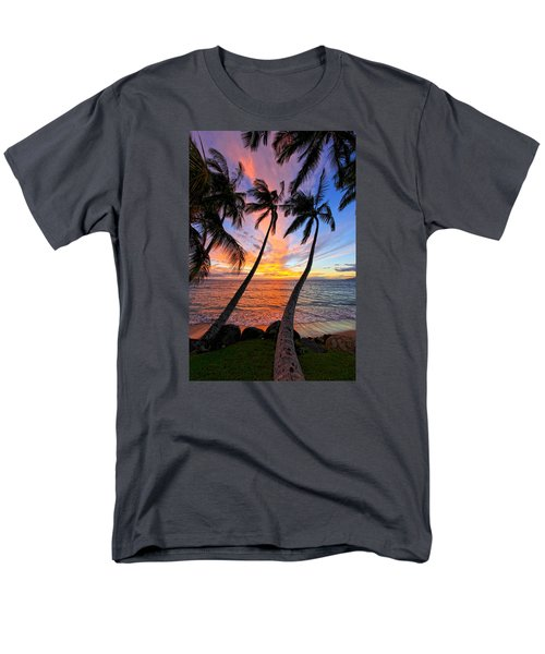 Maui Magic Men's T-Shirt  (Regular Fit) by James Roemmling