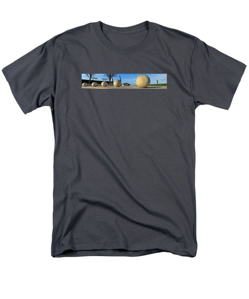 Mccovey Cove Men's T-Shirt  (Regular Fit) by Steve Siri