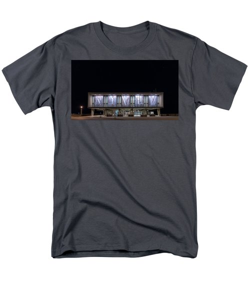 Men's T-Shirt  (Regular Fit) featuring the photograph Mcmxliviii by Randy Scherkenbach