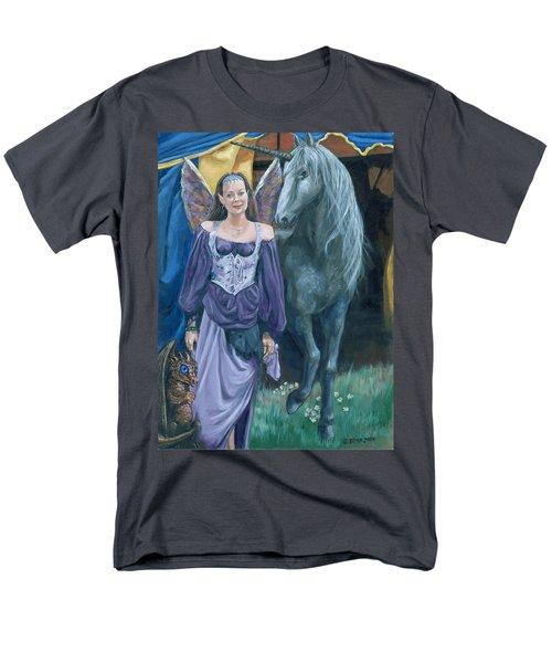 Medieval Fantasy Men's T-Shirt  (Regular Fit) by Bryan Bustard