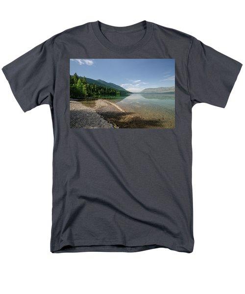 Meditative Mood Men's T-Shirt  (Regular Fit)