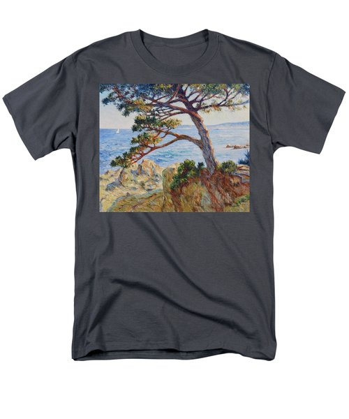 Mediterranean Sea Men's T-Shirt  (Regular Fit) by Pierre Van Dijk