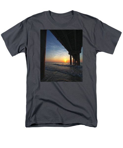 Meeting The Dawn Men's T-Shirt  (Regular Fit) by Robert Och