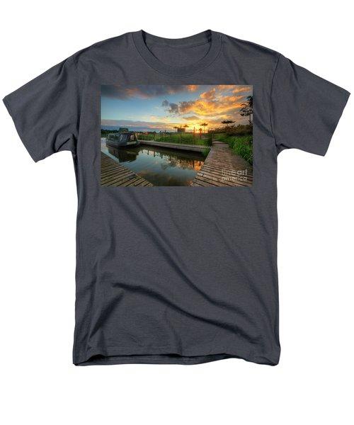 Men's T-Shirt  (Regular Fit) featuring the photograph Mercia Marina 13.0 by Yhun Suarez