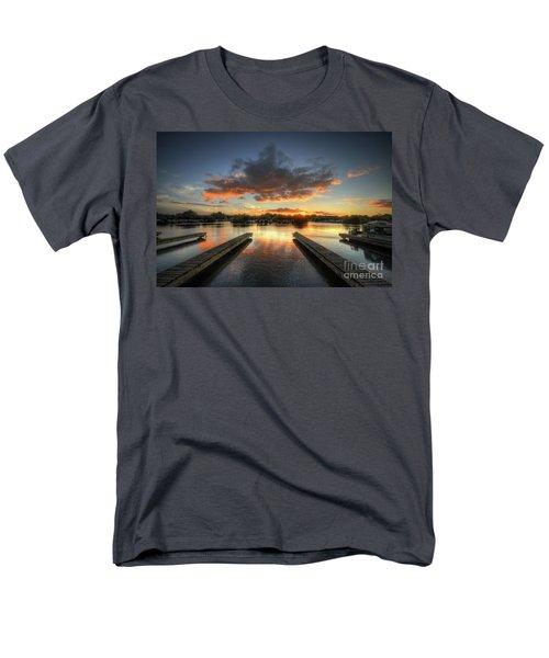 Men's T-Shirt  (Regular Fit) featuring the photograph Mercia Marina 19.0 by Yhun Suarez