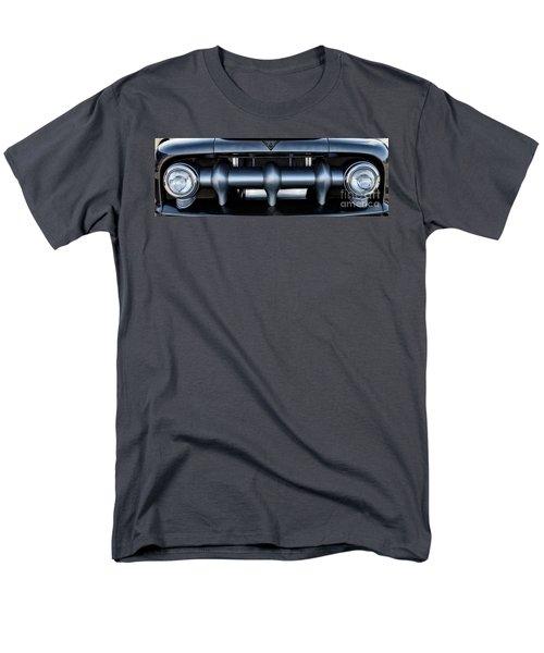 Men's T-Shirt  (Regular Fit) featuring the photograph Mercury V8 Pickup by Brad Allen Fine Art