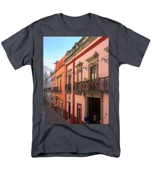Men's T-Shirt  (Regular Fit) featuring the photograph Mexico by Mary-Lee Sanders