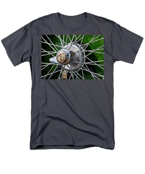 Mg Hub Men's T-Shirt  (Regular Fit)